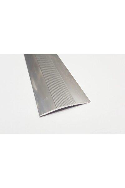 Şahin Kapı Eşik Profili Parke Zemin Geçiş Profili Kapı Eşikliği Gri 4 Cm X 90 Cm