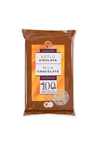 Kahve Dünyası Sütlü Kuvertür Çikolata 2,5 kg