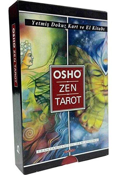 Omega Yayınları Zen Tarot - Transandantal Zen Oyunu (kutu Muhafazalı)