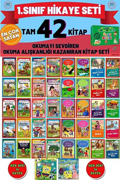 Ata Yayıncılık 1.sınıflar Için Birbirinden Güzel Rengarenk Hikaye Seti (100 TEMEL ESER)(EN ÇOK SATAN-EVONY-TONGUÇ)