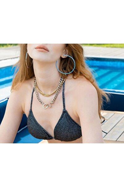 Sista Shei Nothing Else Matters Üçgen Bikini