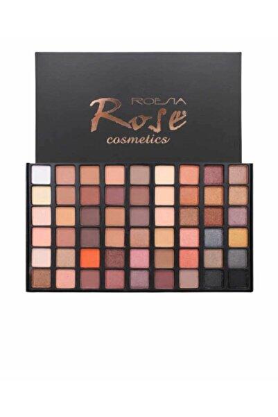 Roesıa Rose Cosmetics Rose 54'lü Far Paleti