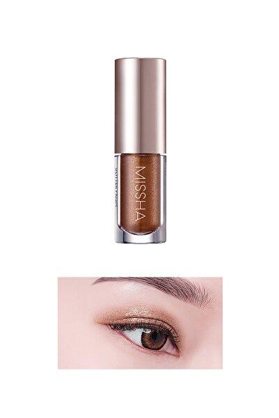 Missha Işıltılı ve Parlak Glitter Likit Göz Farı No.9 Cosy Room Prism Liquid Eyeshadow Shimmer