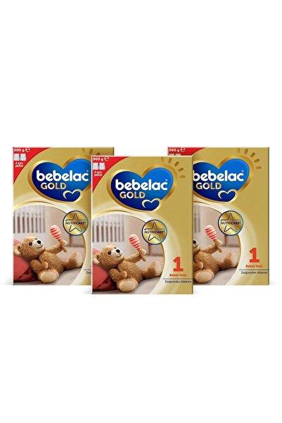 Bebelac Gold 1 Mega Paket 3'lü 900 gr