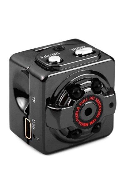 Hirase Gizli Aksiyon Ve Araç Video Mini Kamera Sq8 Full Hd 1080