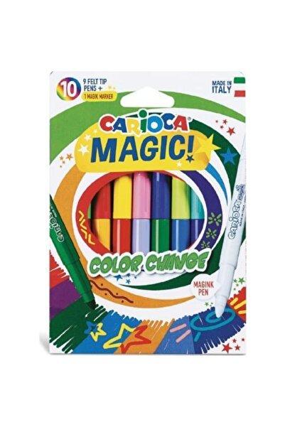 CARIOCA Renk Değiştiren Sihirli Keçeli Kalemler /