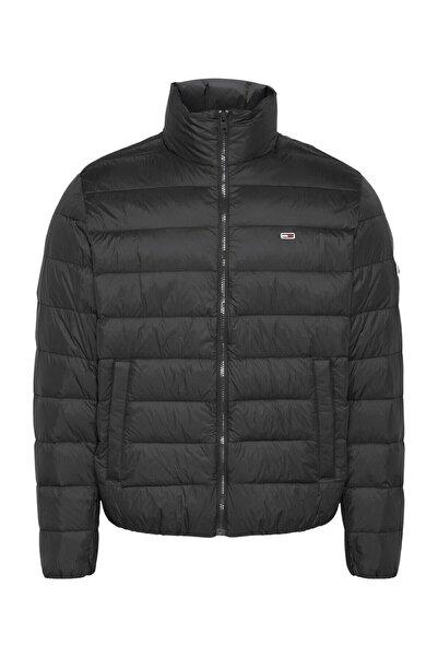 Tommy Hilfiger Erkek Siyah Mont Tjm Packable Lıght Down Jacket DM0DM08678