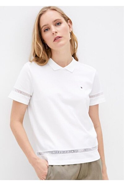 Tommy Hilfiger Polo Cool Vera Relaxed Fıt New Sesion 2021