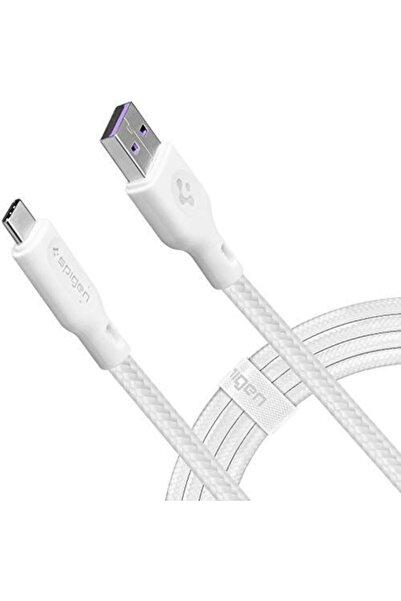 Spigen Durasync Type-c To Usb 2.0 Hızlı Şarj Ve Data Kablo (1.5 Metre) C10hs