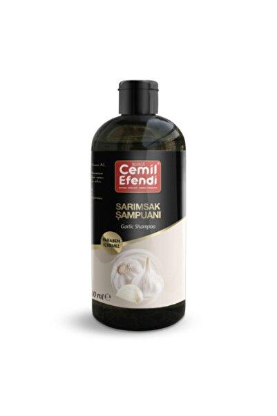 Cemil Efendi Cemilefendi Bitkisel Sarımsak Şampuanı 400 ml