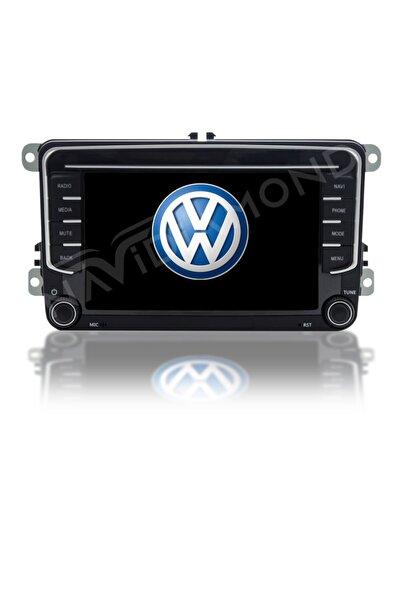 NAVİDİAMOND Volkswagen Caddy Jetta Golf Passat Amarok Polo 7 Inç Android Oem Multımedia Navigasyon