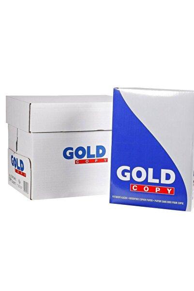 Gold Copy A4 Fotokopi Kağıdı 80 gr 1 Koli 5 Paket 2500 Sayfa