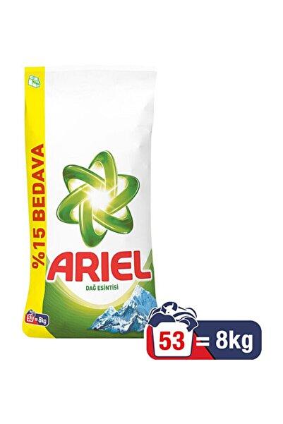 Ariel Toz Çamaşır Deterjanı Parlak Renkler 8 kg
