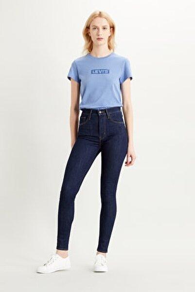 Mile High Super Skinny Kadın Jean Pantolon - Celestial Rinse