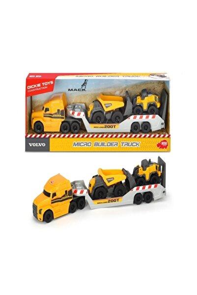 Dickie Toys Mack/Volvo Micro Builder Kamyon 725005