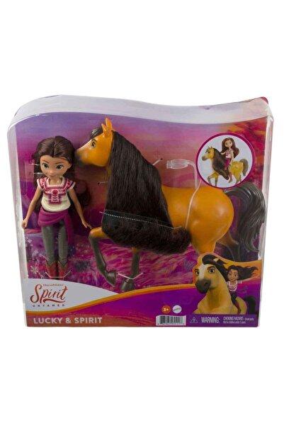mattel Spirit - Bebek Ve Güzel Atı Oyun Seti Gxf20 - Lucky & Spirit