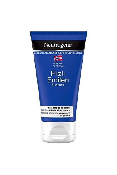 Neutrogena Hızlı Emilen El Kremi 75 ml