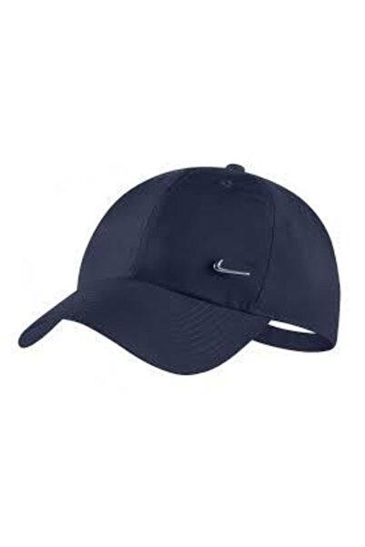 Nike Sportswear Heritage 86 Mavi Unisex Şapka 943092-451