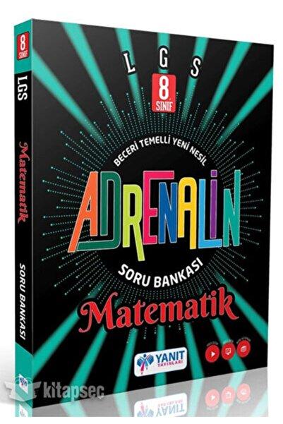 Yanıt Yayınları 8. Sınıf Lgs Matematik Adrenalin Soru Bankası