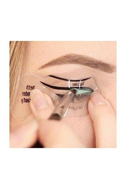 Fix Eyeliner Ve Dipliner Kolay Kullanım Şablonu ''liner''