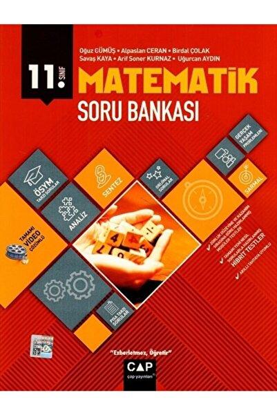 Çap Yayınları Çap 11. Sınıf Anadolu Lisesi Matematik Soru Bankası