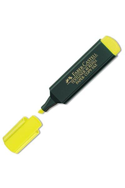 Faber Castell Fosforlu Kalem Renk Çeşitleri Sarı