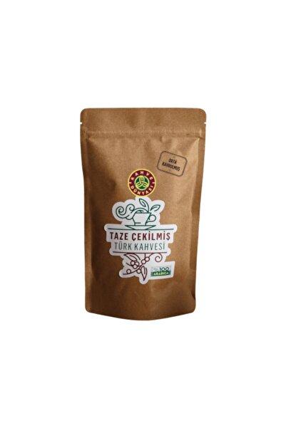 Kahve Dünyası Taze Çekilmiş Türk Kahvesi Orta Kavrulmuş 200gr