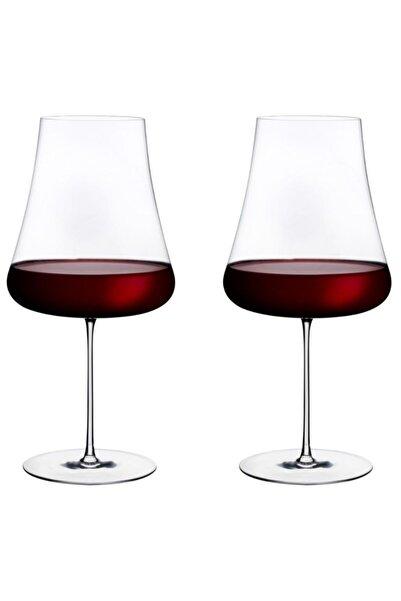 Paşabahçe Nude Serisi Stem Zero Volcano Tam Gövdeli Kırmızı Şarap Kadehi 2 Adet