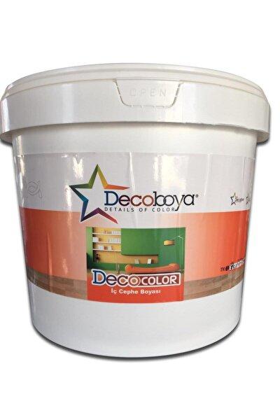 DecoBoya Deco Color Plastik Mat Iç Cephe Duvar Boyası 3kg Tüm Renkler