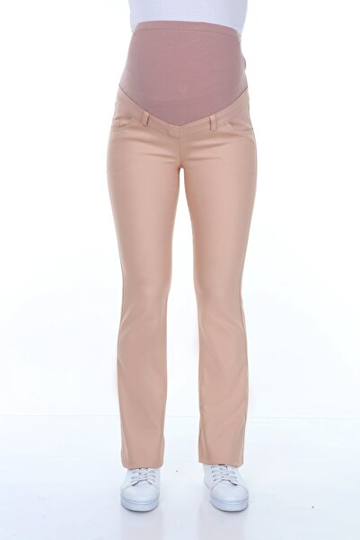 Işşıl Hamile Giyim Power Streç Ispanyol Pantolon