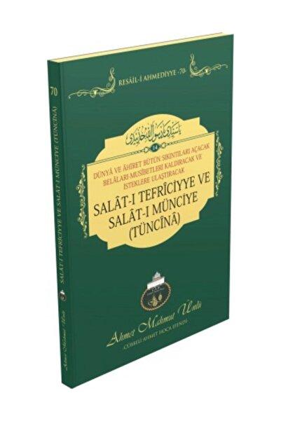 Cübbeli Ahmet Hoca Yayıncılık Salatı Tefriciyye Ve Salatı Münciye(Tüncina)cübbeli Ahmet Hoca