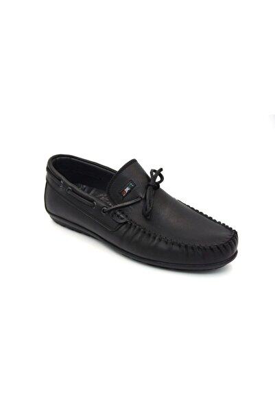 Modesa A4759 Hakiki Deri Ortopedik Erkek Loafer Ayakkabı