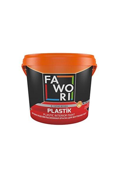 Fawori Plastik Iç Cephe Boyası 3,5 Kg. Yıldız