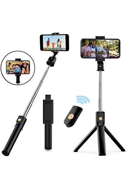 Tripod Myblack K07 Selfi Kumandalı Bluetooth Selfie