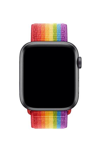 Deilmi Apple Watch Uyumlu Spor Loop Kordon 42-44 Mm