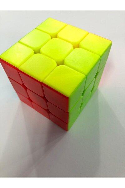 Gökkuşağı Zeka Küp 3x3 Rubik Küp Fosfor Modeli Ithal