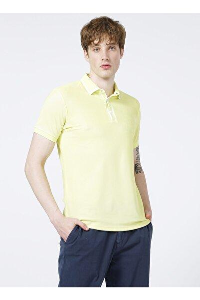 Fabrika Polo T-shirt  Sarı