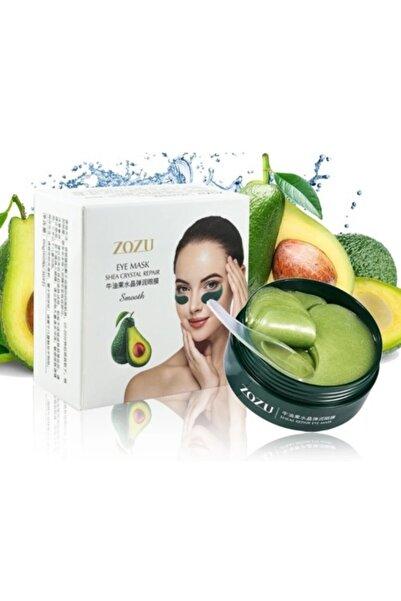 ZOZU ® Göz Altı Işık Maskesi Doğal Avokado Özlü 60 Adet