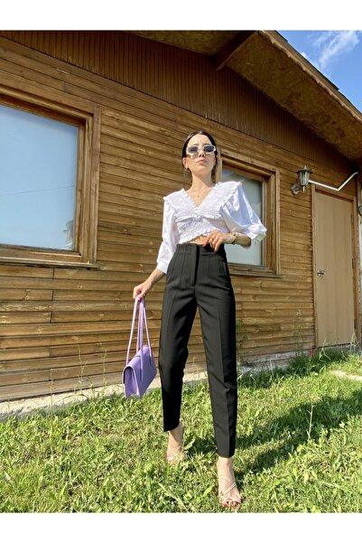 KAROL Önü Flatolu Pantolon