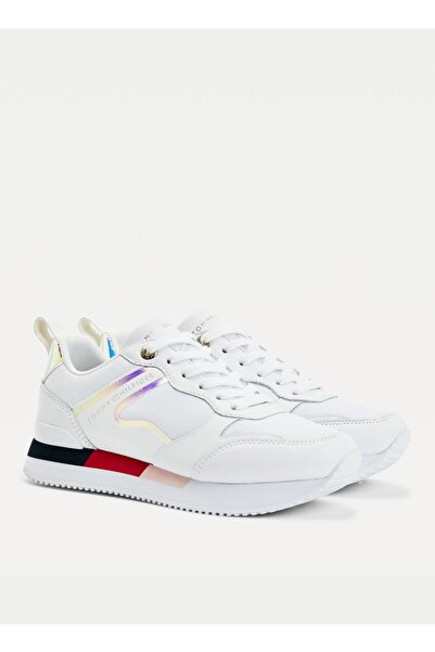 Tommy Hilfiger Unisex Sneaker Mavi
