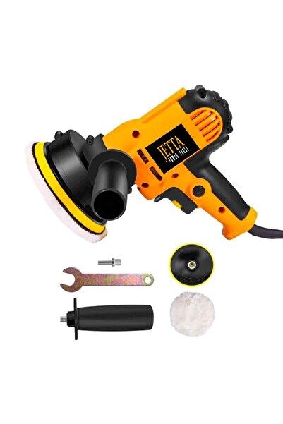 Jetta Power Tools 125mm 800w 6 Kademeli Devir Ayarlı Zımpara Polisaj Makinesi Dew123