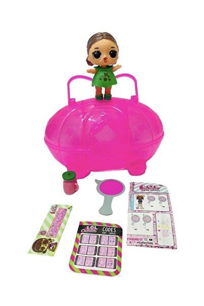 LOL Bebek Surprise Taşıma Çantalı 7 Sürprizli Oyuncak