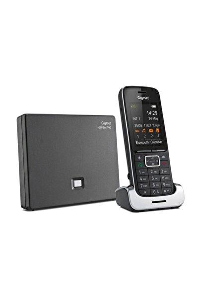 GIGASET Sl450 Black Edition Telsiz Dect Telefon Bluetooth 2.0