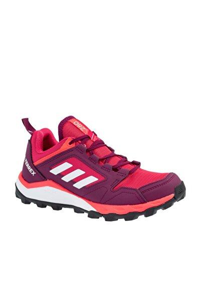 adidas Pembe-bordo Kadın Outdoor Ayakkabısı Fv2491 Terrex Agravic Lt W
