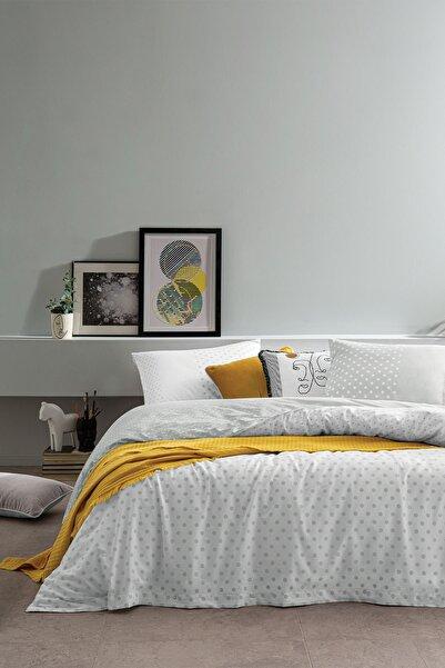 Yataş Bedding Mensa Ranforce Çift Kişilik Nevresim Takımı %100 Pamuk Çift Taraflı Kullanım