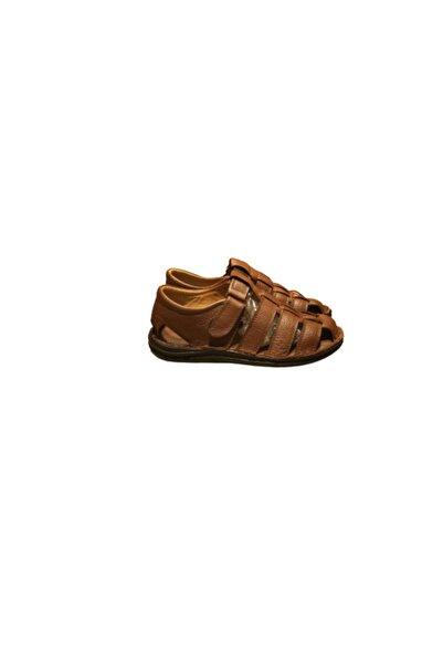 TOPRAK ANTALYA Deri Sandalet