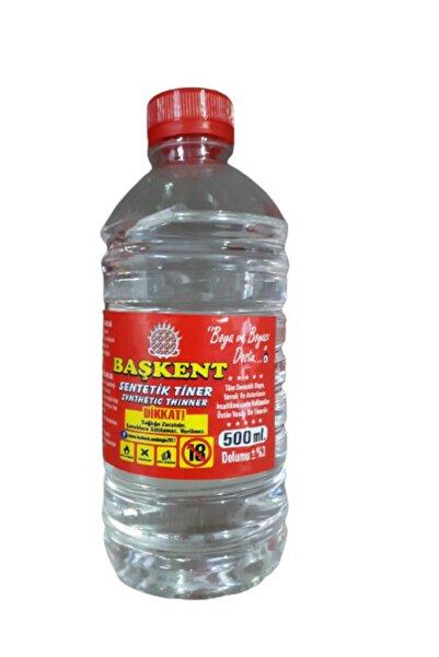 Başkent Sentetik Tiner - 500 ml