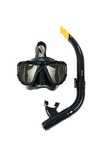 ELVE Marine Maske & Şnorkel Set