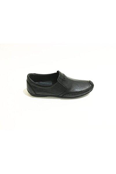 Erdem Erkek Günlük Deri Çarık Model Ayakkabı Bakche - Kum - Siyah Renk Seçenekleri