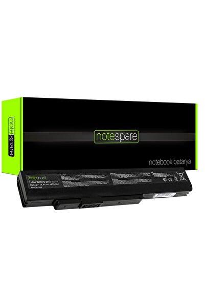 Notespare Grundig A32-a15 Uyumlu Laptop Batarya Pil